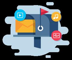 Hírlevél (email) marketing szolgáltatás