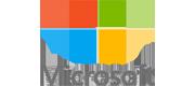 Microsoft logó