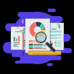 Online marketing riportok készítése