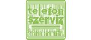 Telefon-Szervíz logó